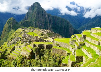 Ancient historical mountain landmark wonders