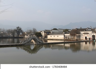 The Ancient Hongcun Village in Southern Anhui, a UNESCO World Heritage Site from 2000