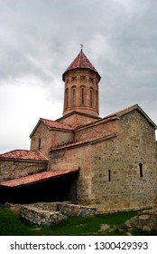 The ancient Ikalto monastery in Kakheti, Georgia