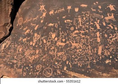 Ancient Indian Rock Art