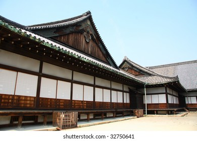 Ancient japanese architecture (Kyoto)