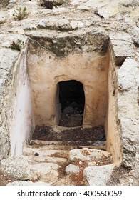 Ancient jewish bath purification