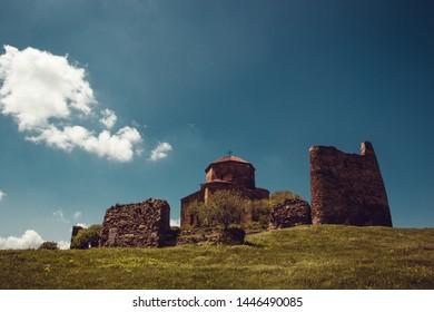 Ancient Jvari Monastery, Mtskheta.