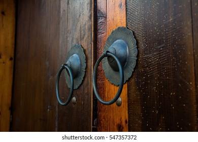 The ancient knocker