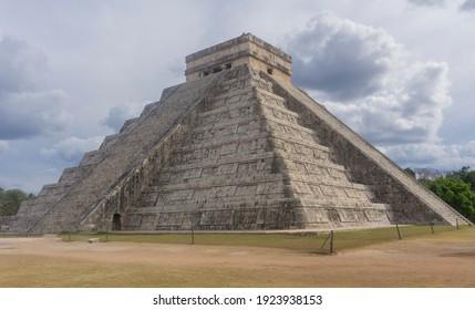 Chichén Itzá, ancient Maya city in the Yucatan region of Mexico