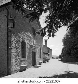 Ancient monastery