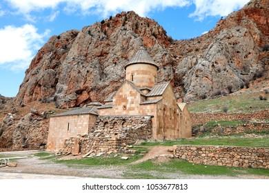 Ancient monastery Tatev,  Armenia