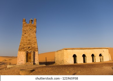 The Ancient Mosque of Chinguetti