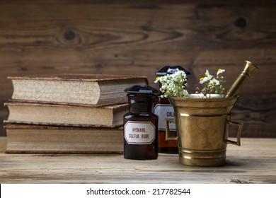 Old Herbal Images, Stock Photos & Vectors   Shutterstock