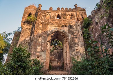 Ancient Palamu fort of Chero dynasty in Betla under ruins. This fort was build in 16th century by Chero king Medini Ray.