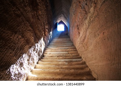 Ancient Pharaoh's Tomb in Sudan