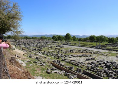 Ancient Philippi, Greece