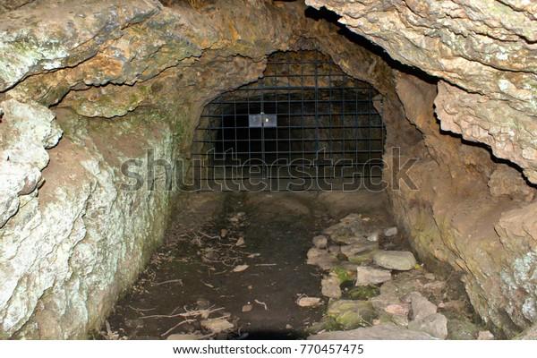 Ancient Roman gold mine in Tresminas, Vila pouca de Aguiar, Portugal