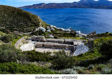 Ancient Roman Theater (Milos, Greece)