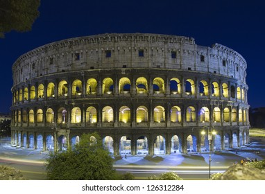 Ancient Rome, the Colosseum, Italy
