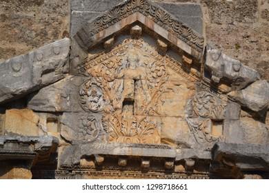 Ancient Rome Theather Aspendos
