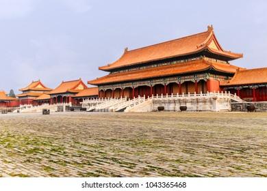 The Ancient Royal Palaces
