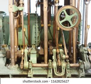 Ancient Steam Machine