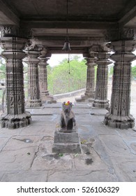ancient temple of Aishwareshwar in India