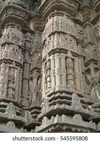 Ancient temple architecture