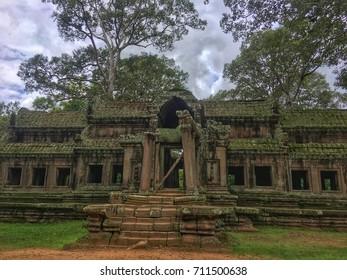 Ancient Temple Cambodia