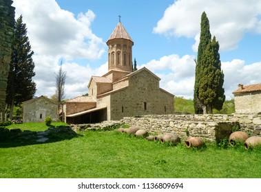 Ancient temple in Georgia