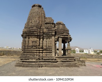 Ancient temple at Gondeshwar, India
