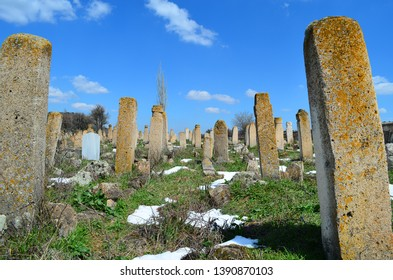 Ancient tombstones of the Midas