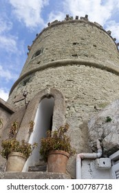 ancient tower observation point (torre del torone ischia forio)