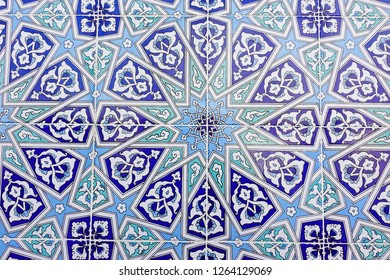 Ancient Turkish - Ottoman wall tiles