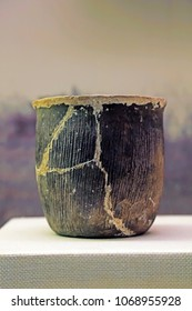 Ancient unearthed cultural relics in China