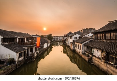 Ancient Villages, old-town of tongli -Suzhou, Jiangsu, China
