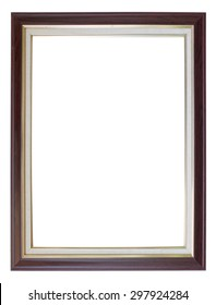 Ancient wooden Picture frame
