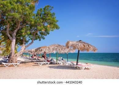 Ancon beach, Trinidad, Cuba