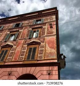 Ancona's shortening. Italy