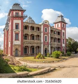 Andafiavaratra Palace in Antananarivo - Madagascar