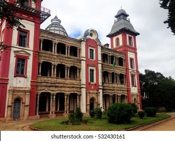 Andafiavaratra Palace in Antananarivo, Madagascar