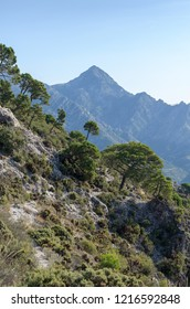 Andalusia mountains, Spain