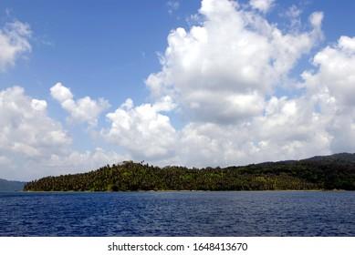 Andaman & Nicobar Isla skinnds India- Asia; Sep. 30, 2008 -  Jolly Buoy /Redskin island bay of bengal