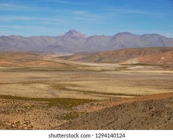 Andean altiplano near San Antonio De Los Cobres, Argentina