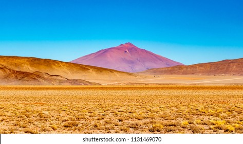 Andean mountain landscape