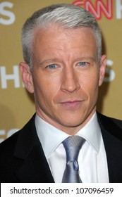 Anderson Cooper  at CNN Heroes An All-Star Tribute. Kodak Theatre, Hollywood, CA. 11-22-08