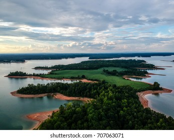 Andersonville Island, Lake Hartwell