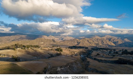 The Andes of Ecuador