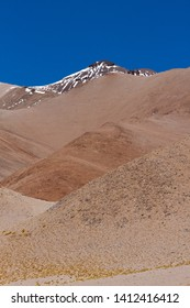 Andes mountain range in Salta