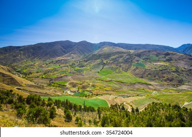 The Andes mountains. State of Merida. Venezuela