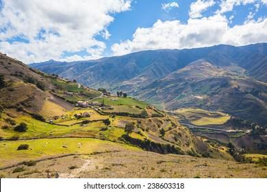 The Andes. State of Merida. Venezuela.
