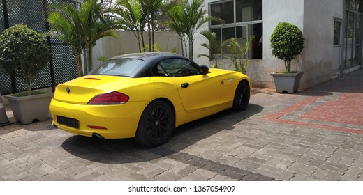 Yellow Bmw Car Images Stock Photos Vectors Shutterstock