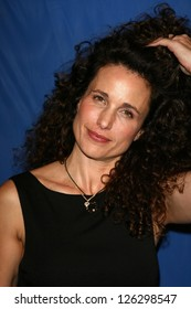 "Andie MacDowell at the premiere of ""Dreamgirls"". Wilshire Theatre, Los Angeles, California, December 11, 2006."