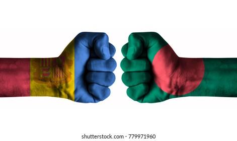 Andorra vs Bangladesh